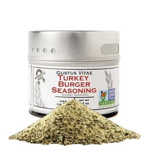 Cold Weather Classic Cooking - 3 Gourmet Seasonings Collections & Gift Sets Gustus Vitae