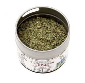 Coriander Leaves (Cilantro) Gourmet Seasonings Gustus Vitae