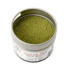 Load image into Gallery viewer, Green Tea Sea Salt Gourmet Salts Gustus Vitae