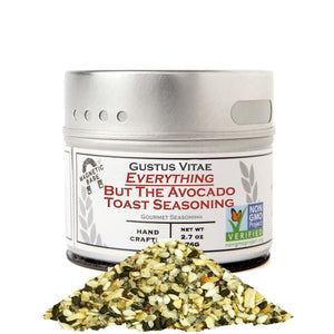 Healthy & Luxurious Grilling Collection - 3 Tins Gift Packs Gustus Vitae