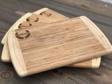 Load image into Gallery viewer, Organic Bamboo Cutting Board Merch vendor-unknown
