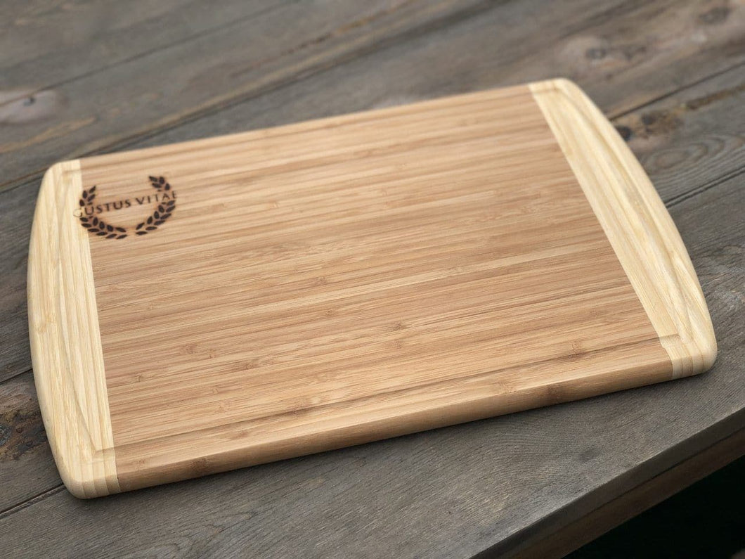 Organic Bamboo Cutting Board Merch vendor-unknown