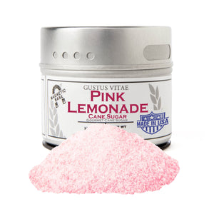 Pink Lemonade Cane Sugar Gourmet Cane Sugar vendor-unknown