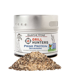 Prime Protein Seasoning Limited Edition Gustus Vitae
