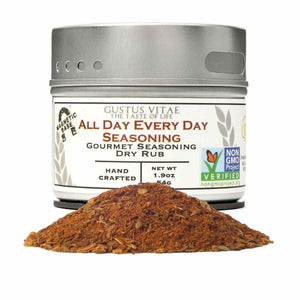 Spring Fresh - 6 Pack of Gourmet Salts, Rubs, and Seasonings Collections & Gift Sets vendor-unknown