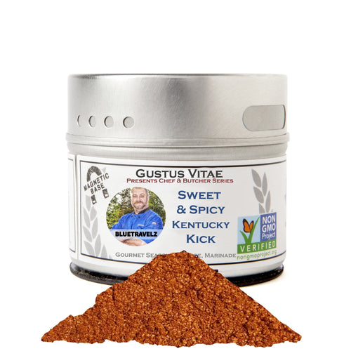 Sweet & Spicy Kentucky Kick Limited Edition Gustus Vitae