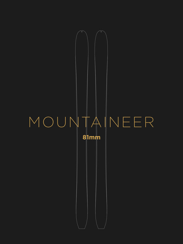 Mountaineer Skis