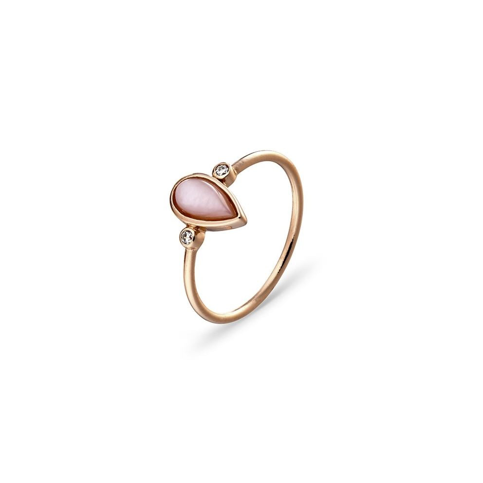 Rose Gold Empower Ring