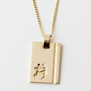 Reliquia Star Sign Necklace, Sagittarius