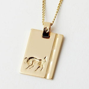 Reliquia Star Sign Necklace, Taurus