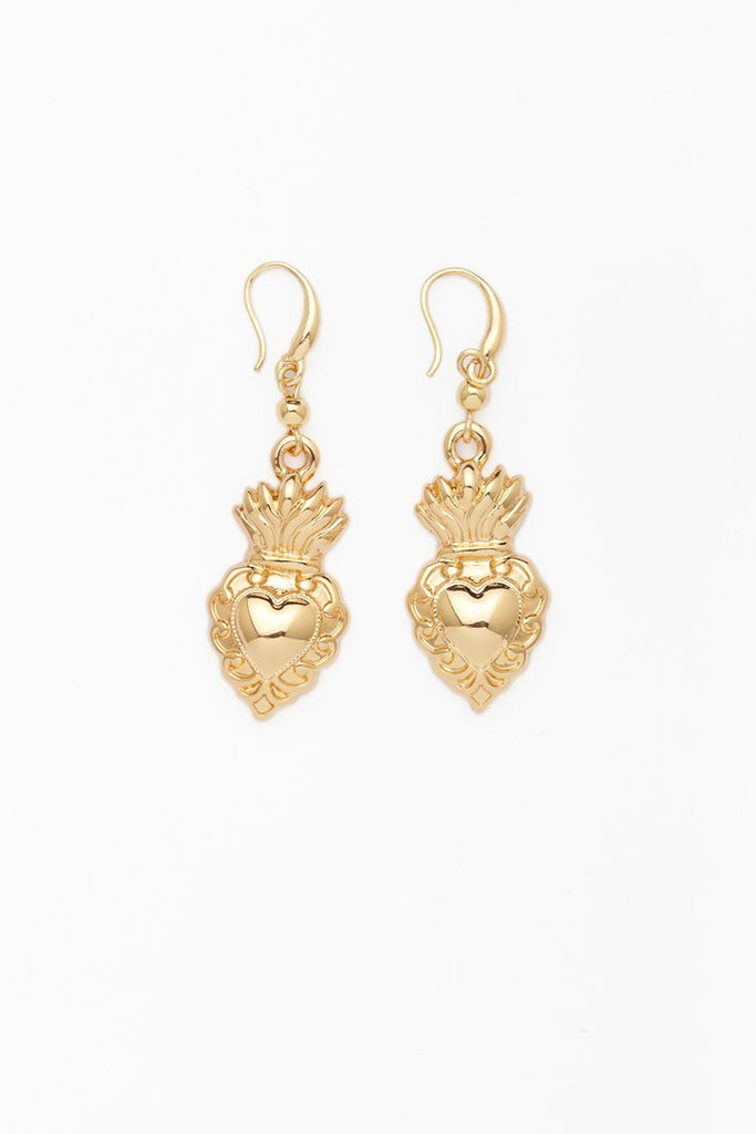 Reliquia Hearts Of Fire Earrings