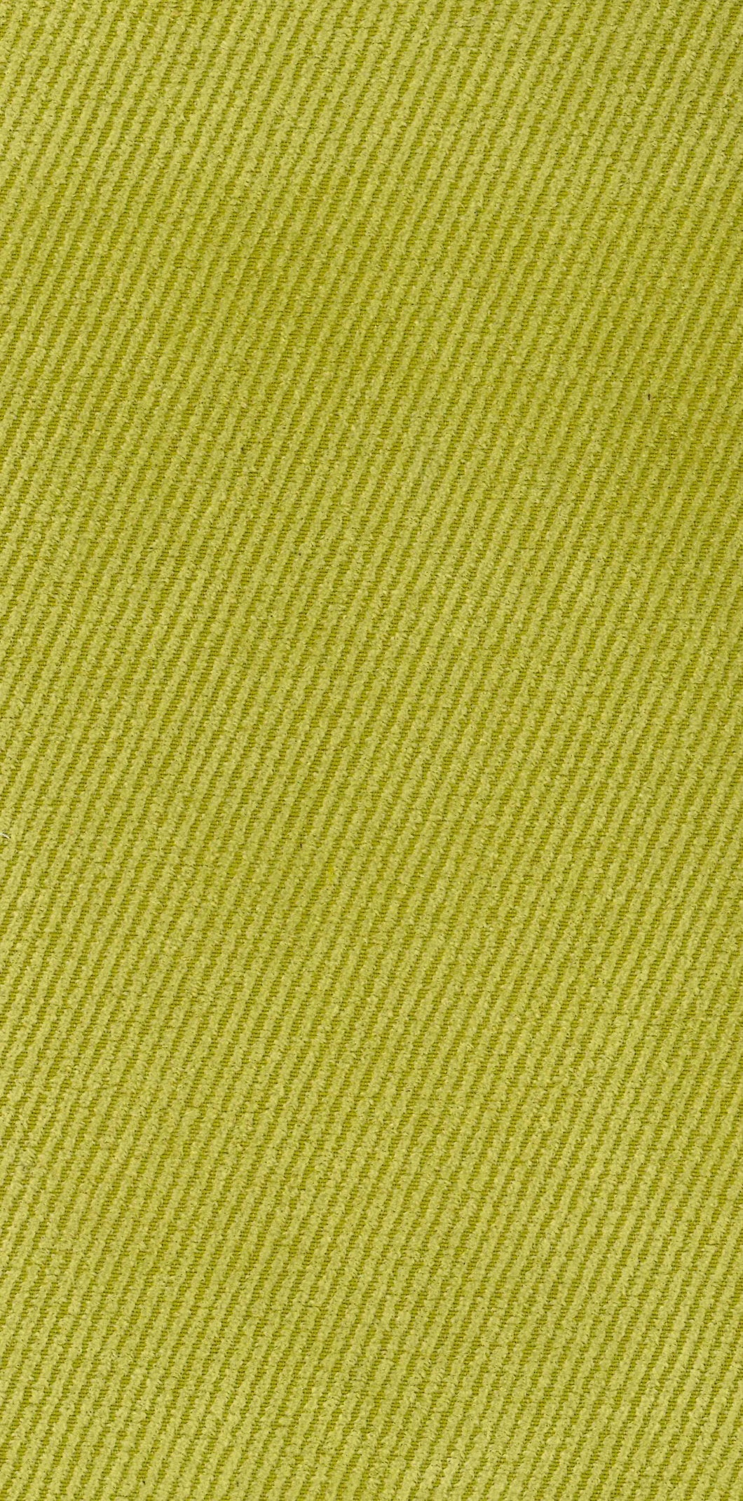Twill Suede Lime
