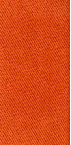 Twill Suede Orange