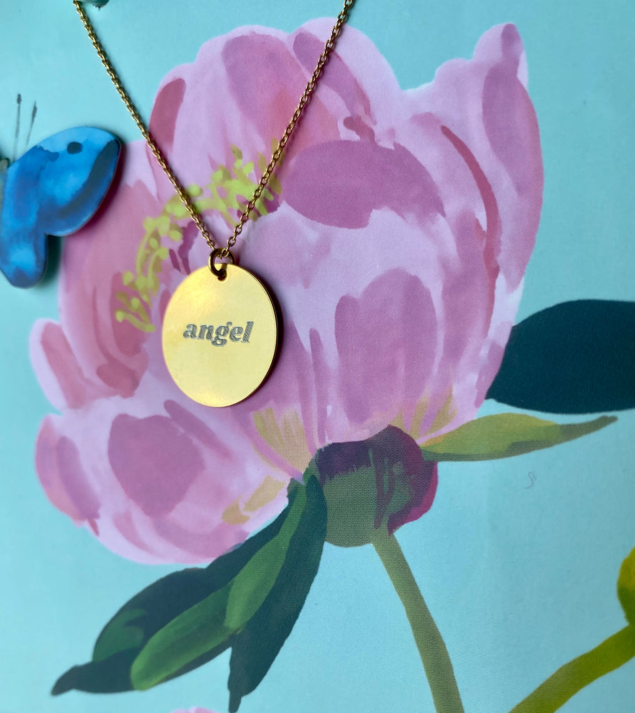 Angel Necklace - Angel Energy