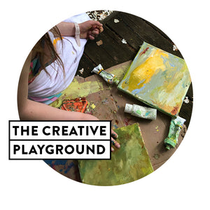 The Creative Playground<BR> Fridays, Jan. 8th - Feb. 26th<BR>4:30pm-5:30pm, Grade 3-5