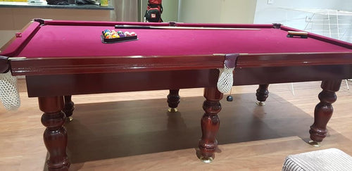 8 X 4' Dynamic Classic Billiard Table