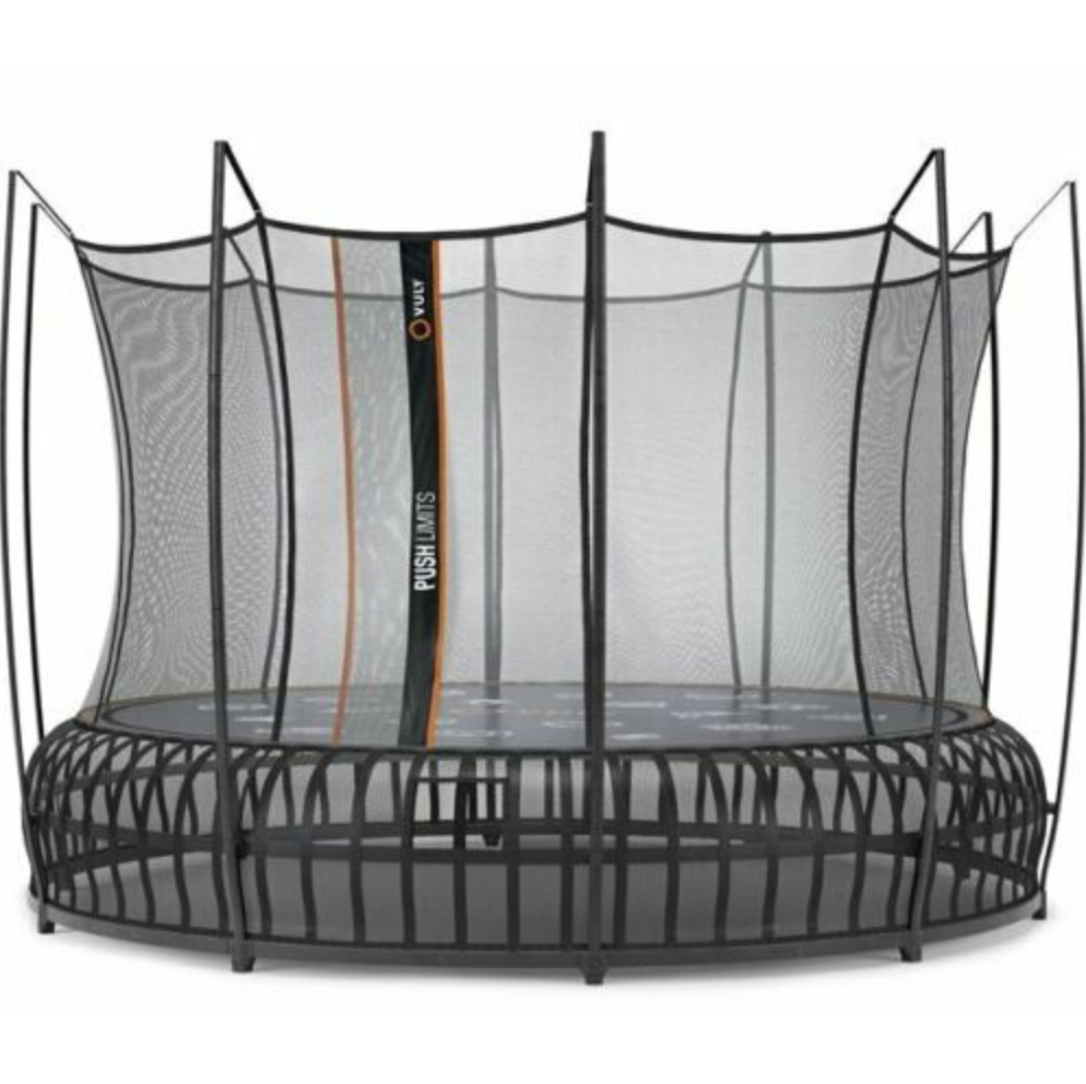 VULY THUNDER PRO Trampoline Bundle - Size Extra Medium - Free Delivery