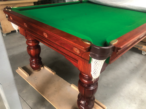 Refurbished 8' X 4' Astra Billiard Table
