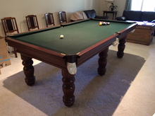 Load image into Gallery viewer, Refurbished 8' X 4' Dynamic Grand Billiard Table