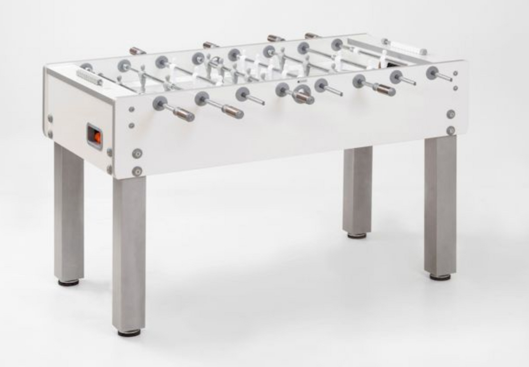 Garlando G500 White Soccer Table