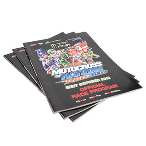 2018 Motocross of Nations Program