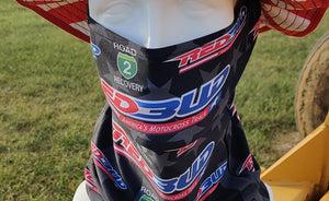 R2R/RBMX Neck Gaiters-Face Masks