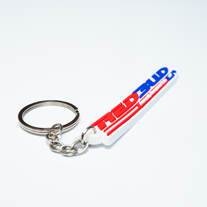 Official Logo Keychain