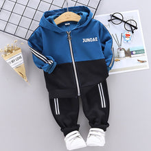 Load image into Gallery viewer, 2PCS Toddler  Baby Boy Tracksuit