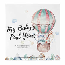 Load image into Gallery viewer, Baby First Years Memory Book