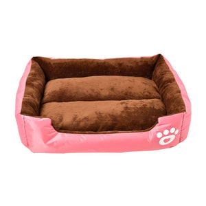 Reversible Pet Bed Soft Winter/Summer For Cats or Dogs