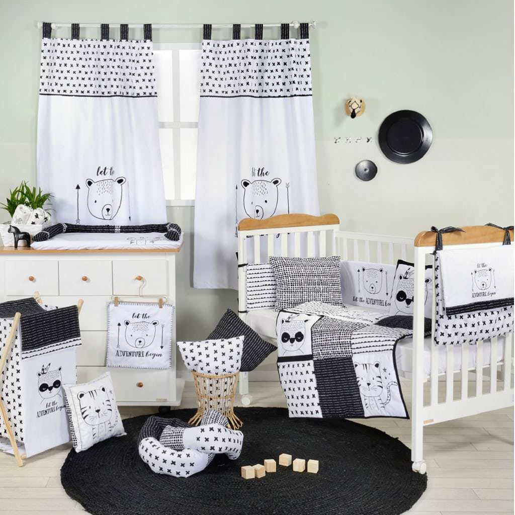 Adventure Baby Bedding Collection