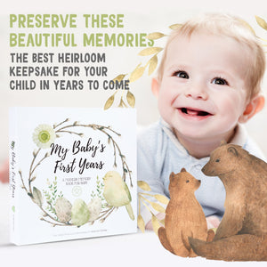 Baby First Years Memory Book