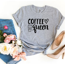Load image into Gallery viewer, Coffee Queen T-shirt