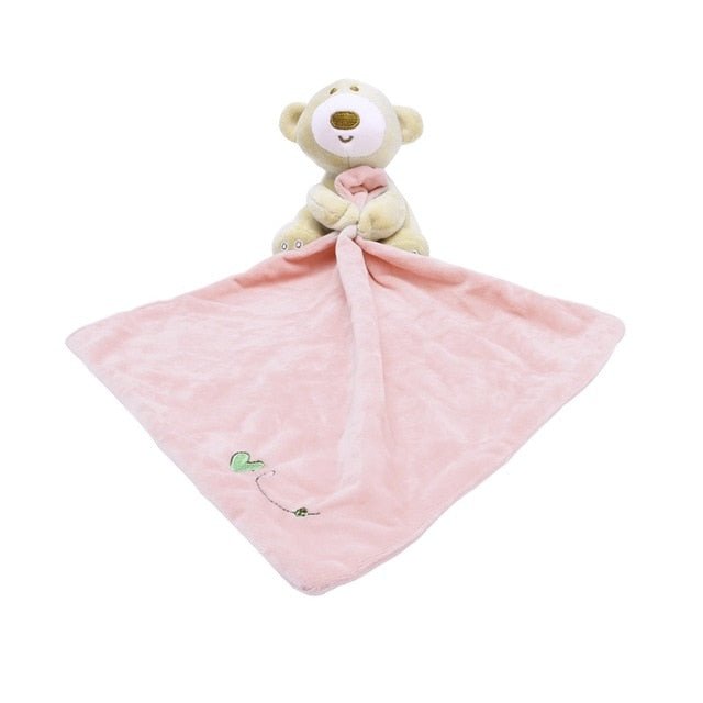 Washable Teddy Bear Comforter Blanket.