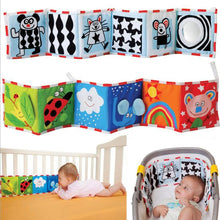 Load image into Gallery viewer, Multi-Touch Double Protector Cloth Crib Bumper