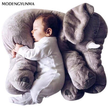 Load image into Gallery viewer, Elephant Plush Stuffed Pillow Great for Infant and as a Gift  40cm-60cm  4 Colors