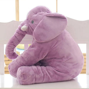 Elephant Plush Stuffed Pillow Great for Infant and as a Gift  40cm-60cm  4 Colors