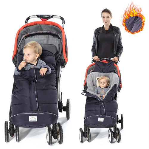 Sleeping Bags for Strollers with Footmuff