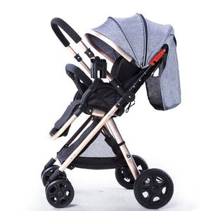 Two Way Portable Lightweight  Folding  Baby Stroller