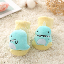 Load image into Gallery viewer, Baby Non-slip Cotton Cartoon Socks with Bells