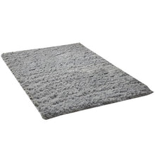 Load image into Gallery viewer, New Super Soft Modern Shag Area Throw Rug Great for Babies room. Comes in 2 sizes and multiple colors