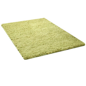 New Super Soft Modern Shag Area Throw Rug Great for Babies room. Comes in 2 sizes and multiple colors