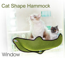 Load image into Gallery viewer, Cat Bed Comfortable Window Hammock