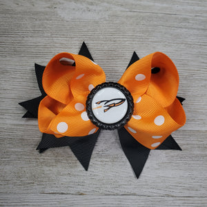 Rock Valley Rockets Hairbow