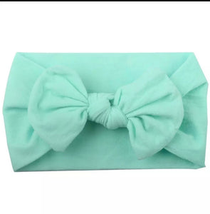 Nylon Headband - Mint