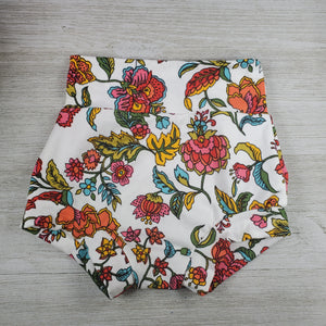 Bummie Only - White Floral