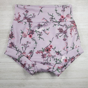 Bummie Only - Purple Floral