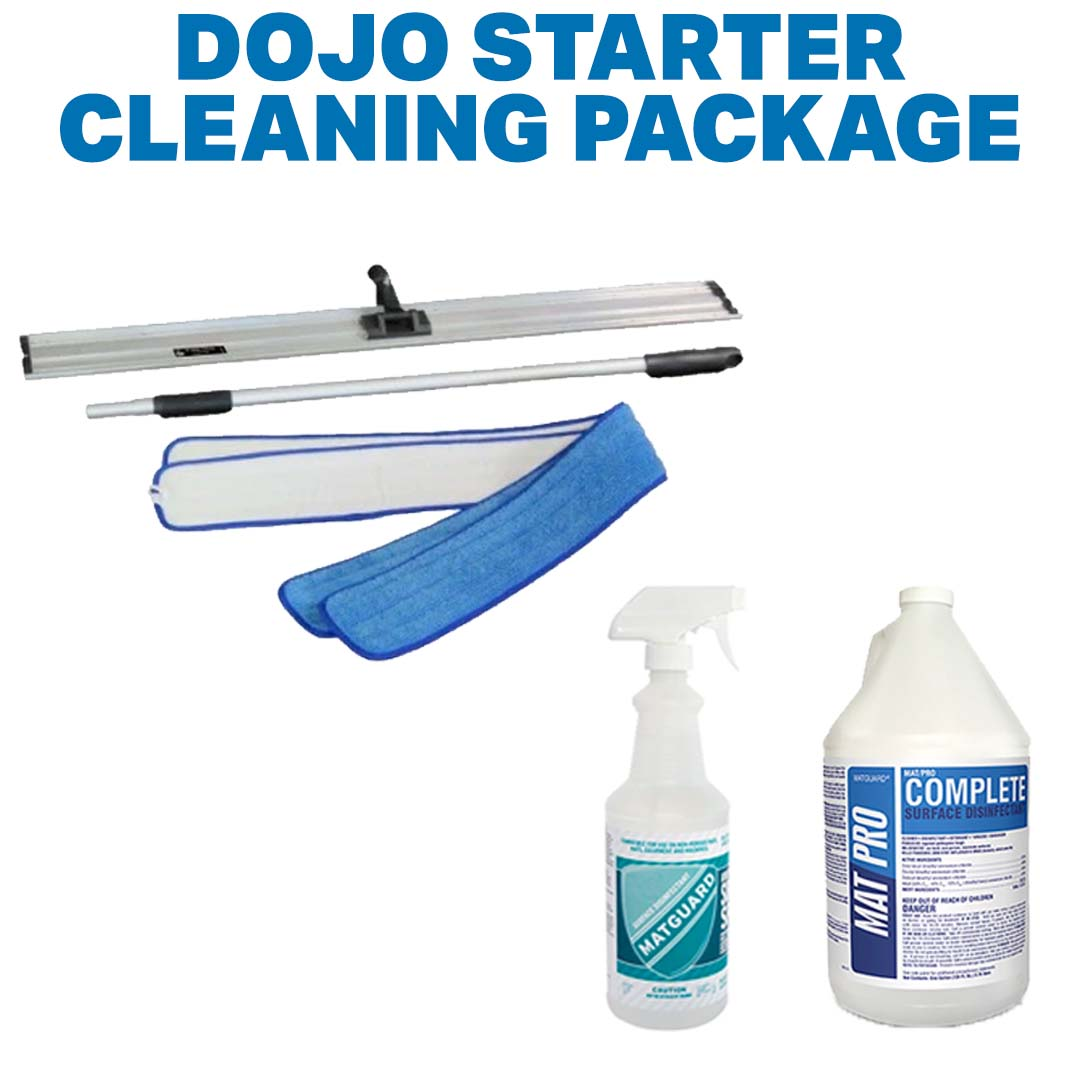 Dojo Starter Cleaning Kit