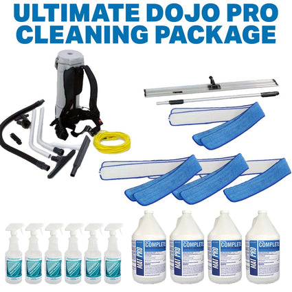 Ultimate Dojo PRO Cleaning Package