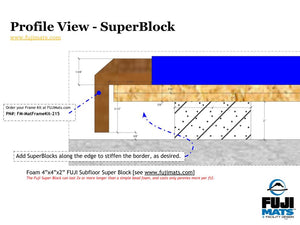 Subfloor SuperBlocks